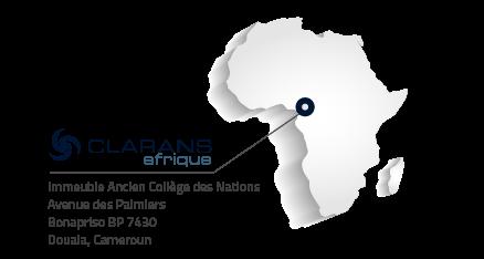 Clarans Afrique, Douala, Cameroun